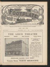 The Footplate: vol. 21, no. 4 (April-May, 1938)
