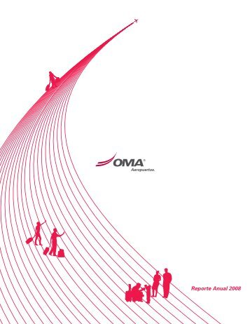 OMA- Reporte Anual 2008