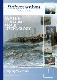 1. Die Niederlande und das Wasser - Deltawerken