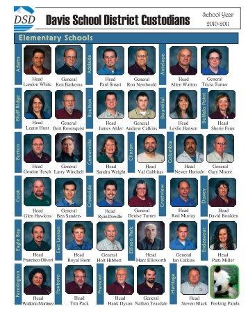 Davis School District Custodians