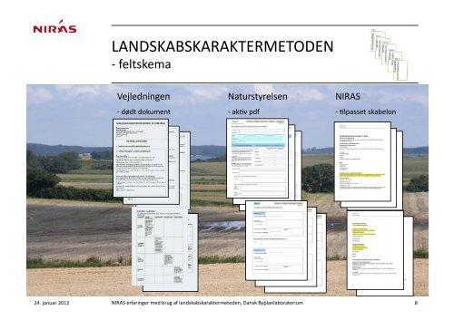 LANDSKABSKARAKTERMETODEN - Dansk Byplanlaboratorium