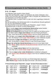 Leseprobe - Deutsche Grammatik Verlag Mare Balticum