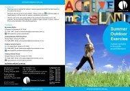 Download further information - Active Moreland