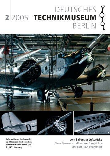 flugzeug Junkers Ju 52 - Deutsches Technikmuseum Berlin