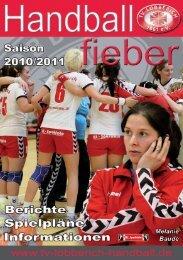 Handballfieber 2010 / 2011 - TV Lobberich