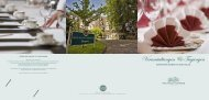 Tagungsmappe - Hotel Waldhaus Reinbek