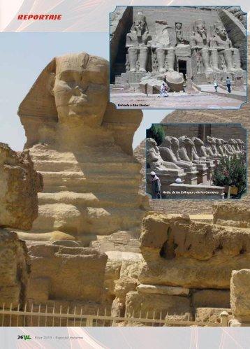 Egipto, un país de ensueño donde deseas volver. - TAT Revista