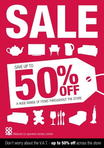 Sale - Midlands Co-operative Society