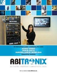 Download Audio Video - ABItronix