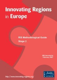 RIS Methodological Guide Stage 2