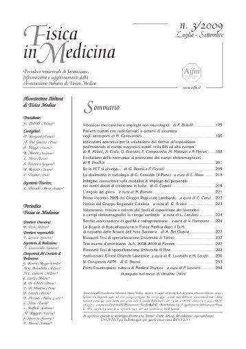 Numero 3-2009 - Aifm