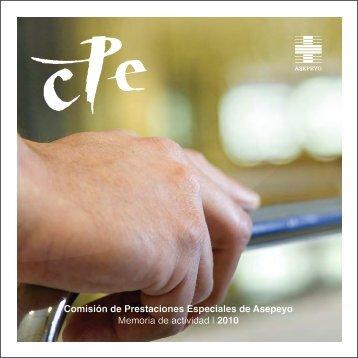MemoriaCPE2011.pdf - Asepeyo
