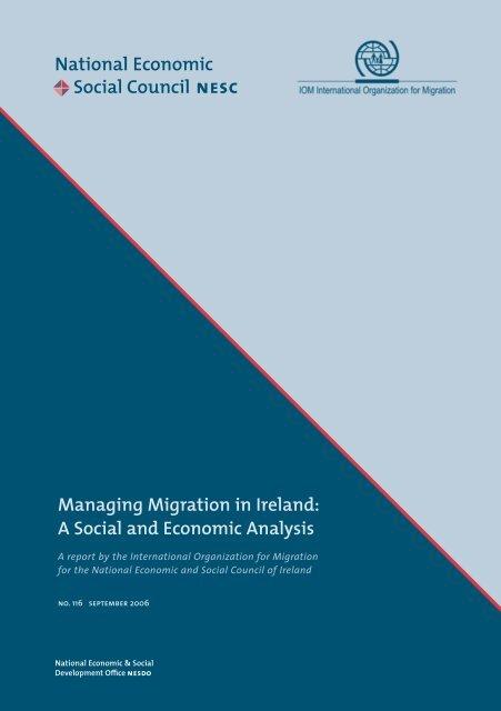 Managing Migration in Ireland - European Commission - Europa