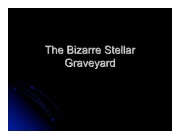 Unit 08 (Stellar Graveyard)