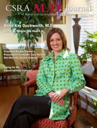 Anna Kay Duckworth, MD - Savannah River Dermatology, LLC