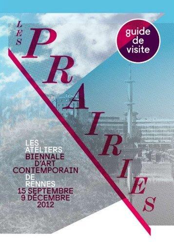 septembre 2012 - Les Ateliers de Rennes