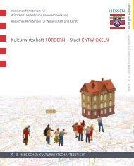 Kulturwirtschaft fördern – Stadt entwicKeln - Schader-Stiftung