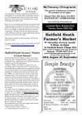 September2010 Edition - Hatfield Heath Village Magazine - Page 3
