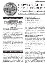 80.Geburtstag - Ludwigsstadt