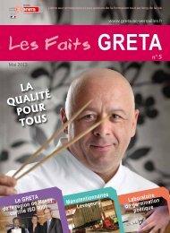 Les Faits GRETA - Académie de Versailles