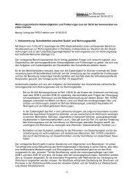 - 2 - Beilage 3.1 zur Sitzung des Sozialausschusses am 26.04.2013 ...