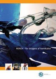 REACH - Industriens Branchearbejdsmiljøråd