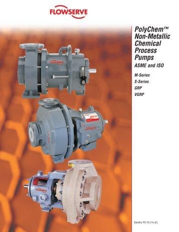 Flowserve pump Engineering manual