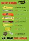 Safety knives.pdf - Hazel Products - Page 2