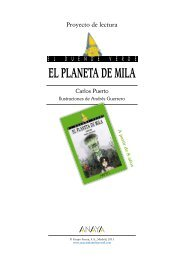EL PLANETA DE MILA - Anaya Infantil y Juvenil
