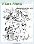Nurture Nature Activity Booklet - Page 6