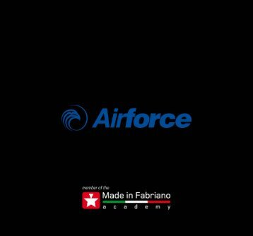 Airforce Made in Fabriano