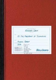 Prod Roxboro R&A 2004 - Back - Dialight