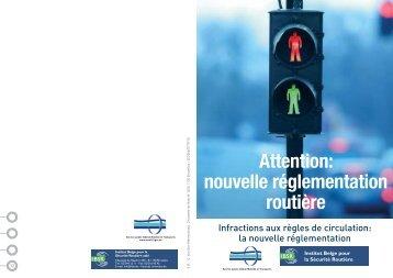 nouvelle réglementation routière - Ham-sur-Heure - Nalinnes