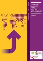 Tokyo Final Program July 26.pdf - Emerging Markets Forum