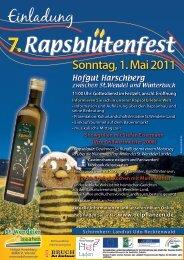 Flyer zur Veranstaltung mit Programm - Kulani.de