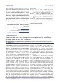 Mediterranean biogeography: where history meets ecology across ... - Page 3