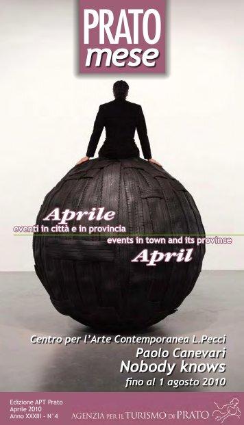 Aprile April - APT Prato