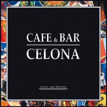 Cafe Bar Celona Speisekarte