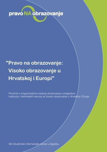 Priručnik u PDF formatu - Institut za razvoj obrazovanja