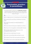 Punctuation practice: Pause for commas - Scholastic - Page 4