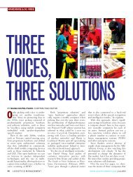 Voi Ce Three Voices, Three SoluTions - Datria Systems, Inc