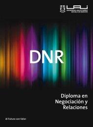 Diploma en Negociación y Relaciones - Universidad Adolfo Ibañez