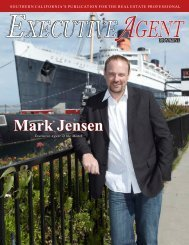 Mark Jensen - Executive Agent Magazine