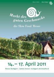Vinothek - Slow Food Deutschland eV