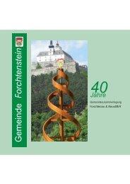 Download der Zeitung als PDF - Gemeinde Forchtenstein