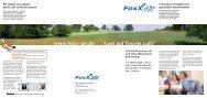 Fox -Air - FoxX-Air