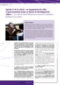 Lire le dossier - Réseau Culture 21 - Page 6