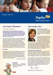 Ausgabe 7: März 2011 - Papilio