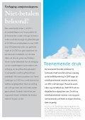Betalen en betaald worden Middelen en mensen - PressPage - Page 6