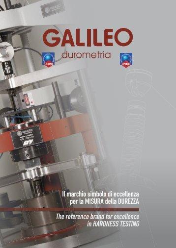 GALILEO primary hardness standardizing machines - EN / Hahn+Kolb